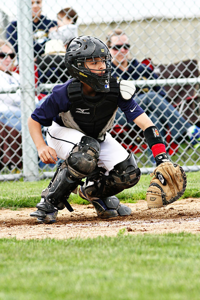 2012 LIberty Baseball