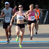 "Ruth Waller (347) out sprints Ruby Bode (107), to be the first female finisher of the Lyons River Run 5K.<br /> For more photos of the race, go to  <a href=""http://www.dailycamera.com"">http://www.dailycamera.com</a>. or  <a href=""http://www.timescall.com"">http://www.timescall.com</a>.<br /> Cliff Grassmick / June 24, 2012"