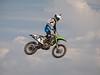 Joshua Grant in 450 Moto 2 at Lake Elsinore - 8 Sept 2012