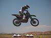 Blake Baggett leads 250 Moto 1 at Lake Elsinore - 8 Sept 2012