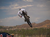 Justin Barcia in 250 Moto 1 at Lake Elsinore - 8 Sept 2012