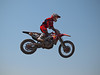 Alex Martin in 250 Moto 1 at Lake Elsinore - 8 Sept 2012