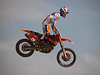 Ryan Dungey leads in 450 Moto 2 at Lake Elsinore - 8 Sept 2012
