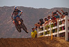 Ryan Dungey leads 450 Moto 1 at Lake Elsinore - 8 Sept 2012