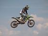 Broc Tickle in 450 Moto 2 at Lake Elsinore - 8 Sept 2012