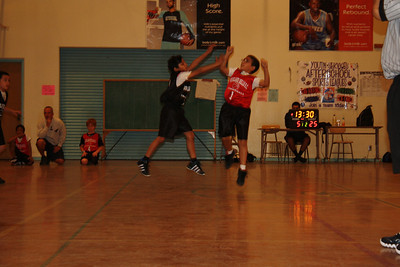 2012 Nareg Basketball