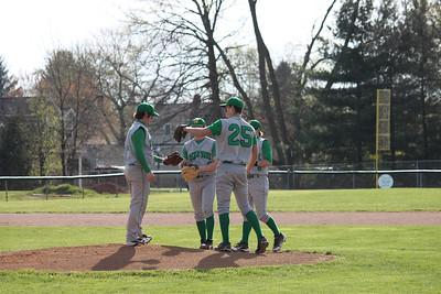2012 Newark Catholic Varsity Baseball