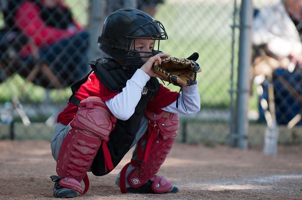 2012 Owls Baseball