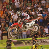 Justin Barcia in Main Event Moto 1 - 20 Oct 2012
