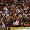 Ryan Dungey pressures Mike Alessi in Main Event Moto 2 - 20 Oct 2012