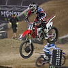 Justin Barcia in Main Event Moto 3 - 20 Oct 2012