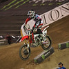Justin Barcia in Main Event Moto 2 - 20 Oct 2012