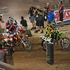 The start in Main Event Moto 2 - 20 Oct 2012