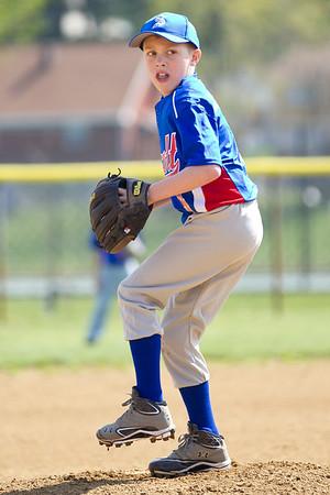 2012 Scott Sunday Baseball