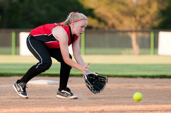 2012 Slammers Softball