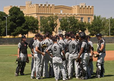 2012 NMMI Bronco Baseball