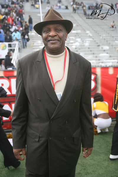 Alcorn State great Willie Norwood. The only SWAC player to be drafted by all 3 major sports.
