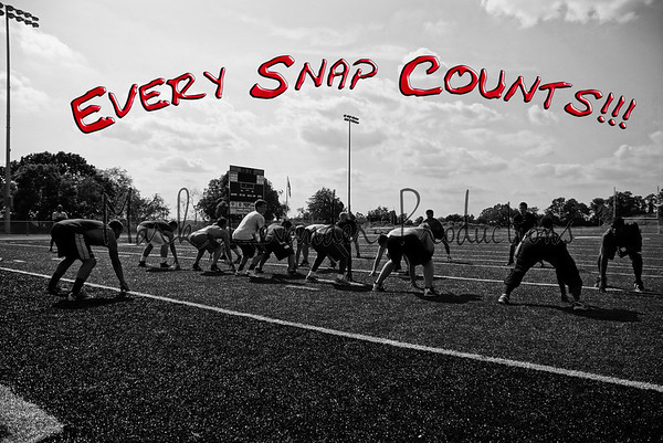 Every Snap Counts