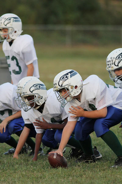 2012 Spotsy Junior League football game