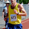 "Former CU runner, Christian Thompson, won the 10K of the 2012 Sunrise Stampede in Longmont on Saturday.<br /> For more photos and a video of the race, go to  <a href=""http://www.dailycamera.com"">http://www.dailycamera.com</a> or timescall.com.<br /> Cliff Grassmick / June 9, 2012"