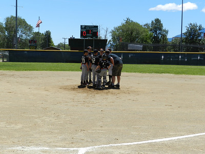 2012 Susanville Little League Minors Championship