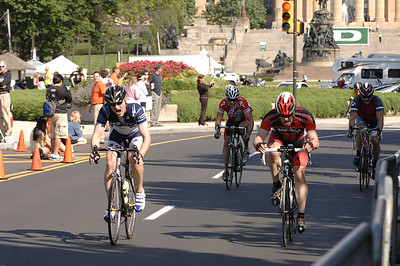 2012 TD Bank Philadelphia Bike Race - Clarke Lewis