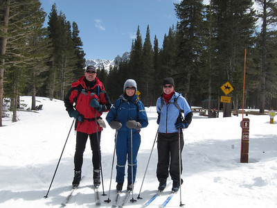2012 Tamarack Cross Country Skiing