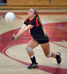 2012: This photograph was taken during the 2012 Troy High School Frosh-Soph volleyball season. mccormackphotography.com / jim.mccormack@mac.com