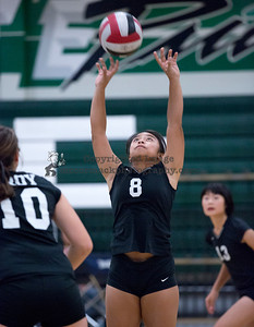 2012: This photograph was taken during the 2012 Troy High School Junior Varsity volleyball season. mccormackphotography.com / jim.mccormack@mac.com
