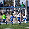Xander (#4) scoring his 1st goal!!!