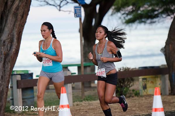 260  Maui 1/2 Marathon