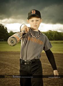 2012 Blaine Baseball - Circa
