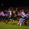 Blaine HS Football vs Mt Baker 2012