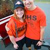 Blaine High School Football vs Lynden Christian - Homecoming Game 2012