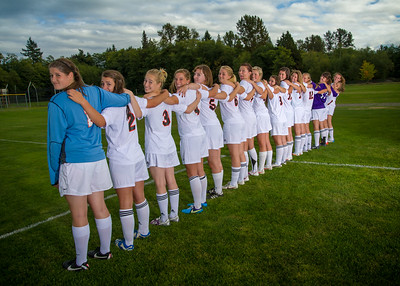 2012 Blaine High School Girls Soccer