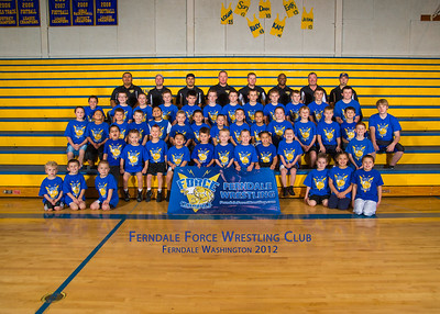 Ferndale Force Team Pictures 2012