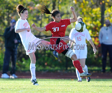 Northwestern vs Terryville Girls Soccer 2012