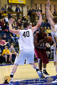 Augustana / North Central Basketball  ©2012 JR Howell. All Rights Reserved.  JR Howell 1812 37th Street Ct Moline, IL 61265 JRHowell@me.com
