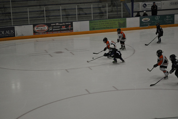 Squirt C Orange vs Foothills Black