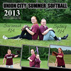 FB Savannah & Sydney Ritchie Summer Softball UC 12x12-1
