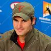 2012 Australian Open - Roger Federer / corleve / Mark Peterson