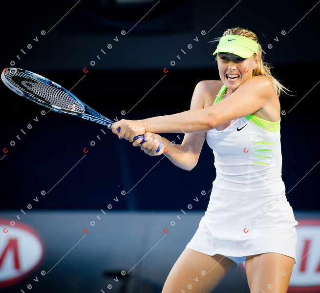 2012 Australian Open - Womens Final / corleve / Mark Peterson