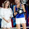2012 Australian Open - Martina Hingis with Victoria Azarenka / corleve / Mark Peterson