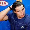 2012 Australian Open - Rafael post tournament interview / corleve / Mark Peterson