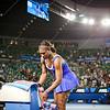 2012 Australian Open - PASZEK, Tamira (AUT) vs WILLIAMS, Serena (USA) [12] / corleve / Mark Peterson