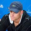 2012 Australian Open - Interview - Andy Roddick / corleve / Mark Peterson
