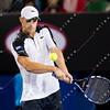 2012 Australian Open - HEWITT, Lleyton (AUS) vs RODDICK, Andy (USA) [15] / corleve / Mark Peterson