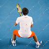 2012 Australian Open - LU, Yen-Hsun (TPE) vs DEL POTRO, Juan Martin (ARG) [11] / corleve / Mark Peterson