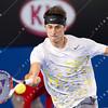 2012 Australian Open - DOLGOPOLOV, Alexandr (UKR) [13]  vs TOMIC, Bernard (AUS) / corleve / Mark Peterson