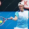 2012 Australian Open - CHELA, Juan Ignacio (ARG) [27]  vs FERRER, David (ESP) [5] / corleve / Mark Peterson